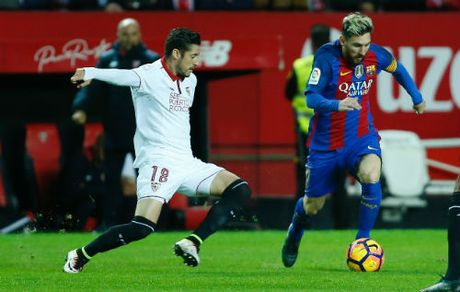 Sevilla - Barcelona: Nguoi hung quen thuoc - Anh 1