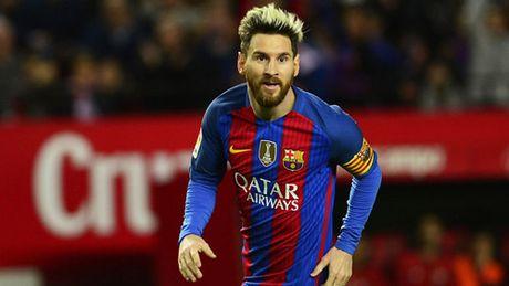 Barca: Messi can moc 500 ban, xung doat moi QBV - Anh 1