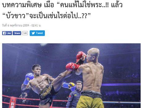 """Bao Thai, Trung Quoc: Yilong thang """"ban"""", Buakaw bi """"dinh don"""" - Anh 2"""