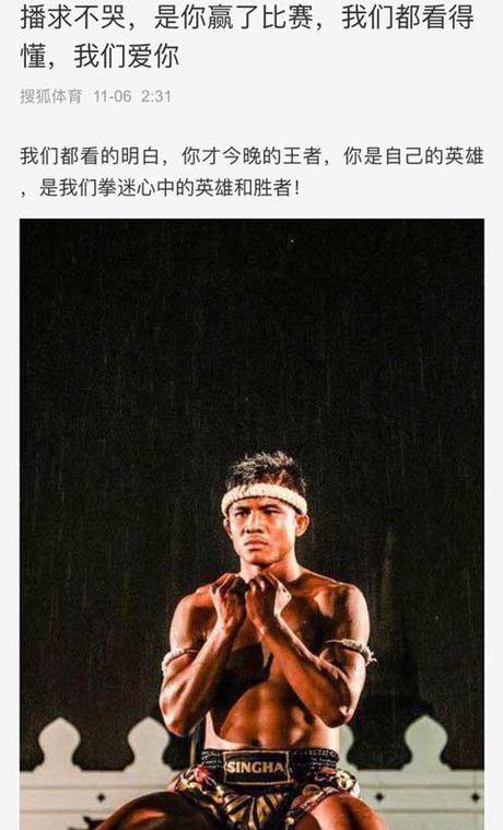 """Bao Thai, Trung Quoc: Yilong thang """"ban"""", Buakaw bi """"dinh don"""" - Anh 4"""