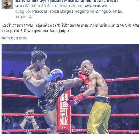 """Bao Thai, Trung Quoc: Yilong thang """"ban"""", Buakaw bi """"dinh don"""" - Anh 7"""