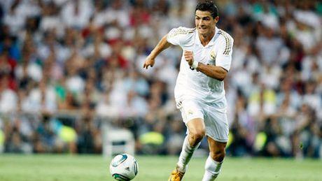 Real troi chan Ronaldo 1,1 ty do: Tien la chuyen nho - Anh 2