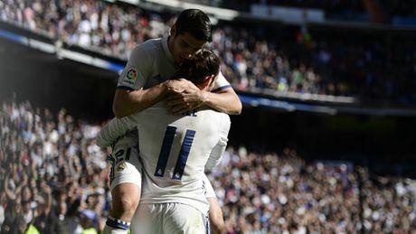 Tieu diem vong 11 La Liga: Khac biet Bale – Morata - Anh 1