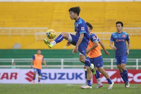Xuan Truong: 'Toi hi vong se dat phong do tot nhat o AFF Cup' - Anh 1