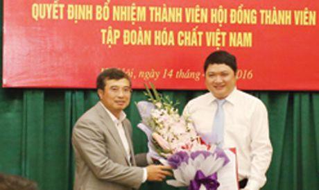 Bo nhiem ong Vu Dinh Duy: 'Bo chi xuong, chung toi phai thuc hien' - Anh 1