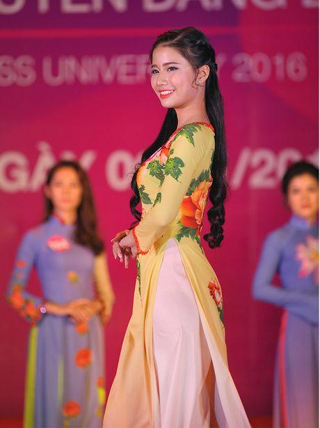 Nu sinh Bac bo khoe net yeu kieu tai ban ket VMU 2016 - Anh 14