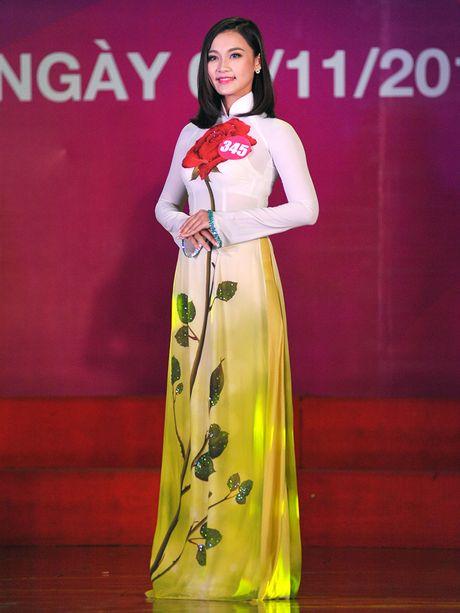 Nu sinh Bac bo khoe net yeu kieu tai ban ket VMU 2016 - Anh 8