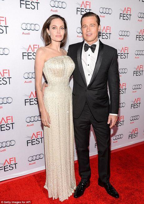 Brad Pitt khong quang ba phim tinh cam moi vi lum xum ly di - Anh 4