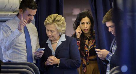 FBI tuyen bo ba Clinton vo toi - Anh 1