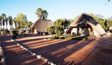 Namibia, tieng goi noi hoang da - Anh 17