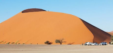 Namibia, tieng goi noi hoang da - Anh 3
