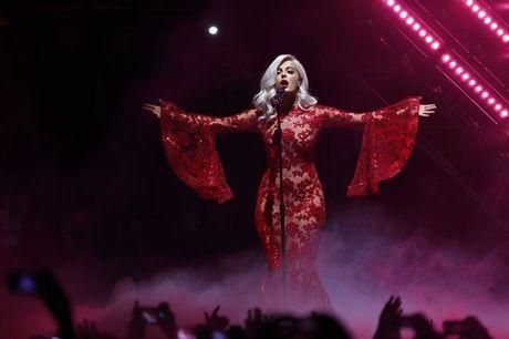 Adele va Beyonce trang tay tai le trao giai MTV EMA - Anh 2