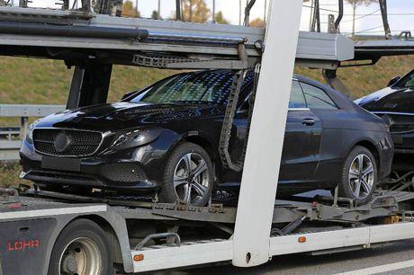 Mercedes-Benz trinh lang E-Class Coupe 2018 vao nam sau - Anh 2