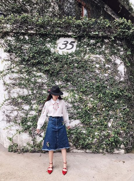 Phoi do dong dang cap nhu Hoang Thuy, Lan Khue - Anh 8