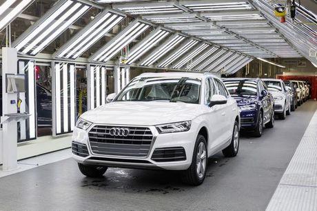 Audi go bo phan mem kiem soat khi thai dinh nghi van gian lan khi thai - Anh 1