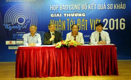 20 san pham CNTT vao Chung khao Nhan tai Dat Viet 2016 - Anh 1