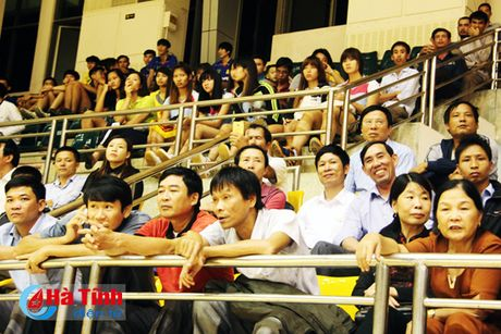 Khai mac giai bong chuyen tre Cup cac CLB toan quoc 2016 - Anh 10