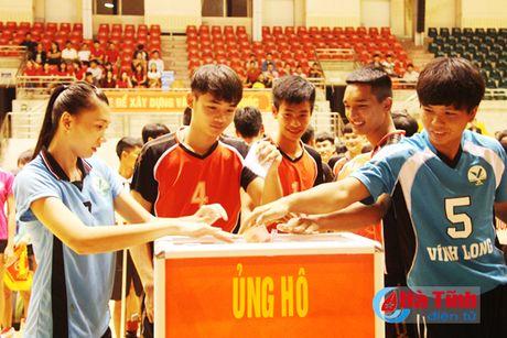 Khai mac giai bong chuyen tre Cup cac CLB toan quoc 2016 - Anh 5