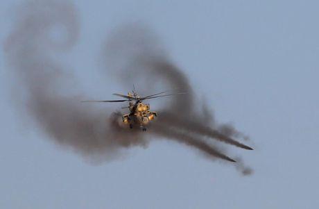 Giao tranh ac liet o tuyen dau 'chao lua' Mosul - Anh 12