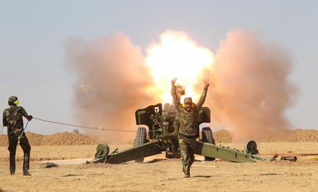 Giao tranh ac liet o tuyen dau 'chao lua' Mosul - Anh 13