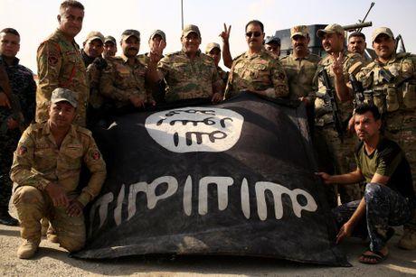 Giao tranh ac liet o tuyen dau 'chao lua' Mosul - Anh 14