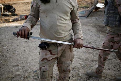Giao tranh ac liet o tuyen dau 'chao lua' Mosul - Anh 4