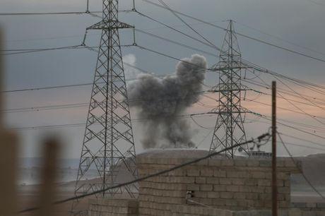 Giao tranh ac liet o tuyen dau 'chao lua' Mosul - Anh 7
