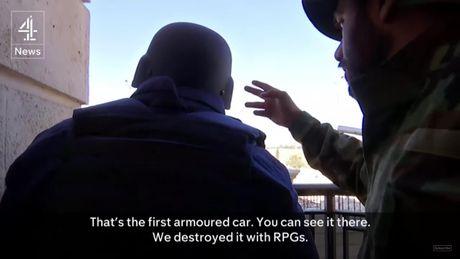Chien su Aleppo: 'Ho Syria', Hezbollah danh lui phien quan truoc truyen hinh Anh - Anh 1