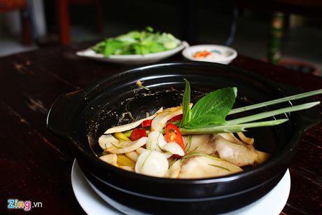 Nau mon chay trong 10 phut: Nam dui ga hap Thai - Anh 1