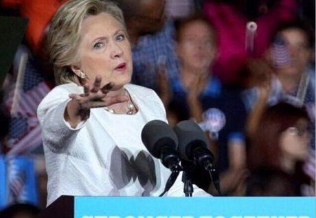 Neu ba Hillary Clinton dac cu Tong thong, chinh sach doi voi Trung Quoc se nhu the nao? - Anh 1