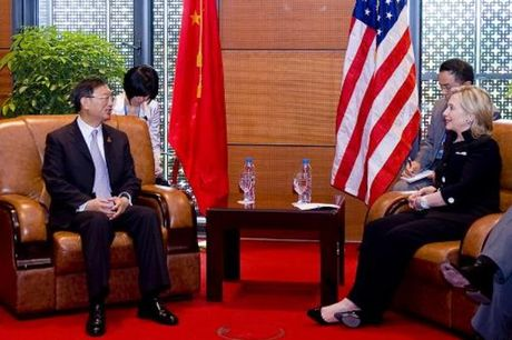 Neu ba Hillary Clinton dac cu Tong thong, chinh sach doi voi Trung Quoc se nhu the nao? - Anh 3