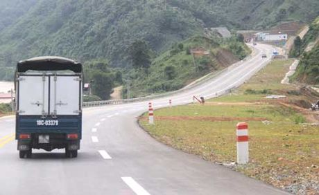 740 ty dong mo rong 25km cao toc Noi Bai - Lao Cai - Anh 1