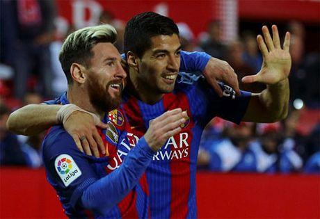 Messi ghi ban va kien tao, Barca thang tren san khach - Anh 3