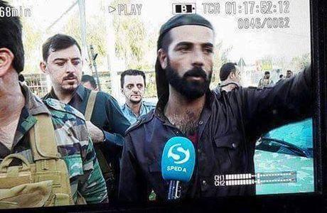 BMW chong dan lam xe cuu thuong trong vu tan cong cua ISIS - Anh 2