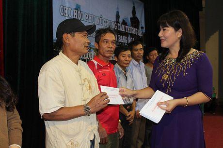 Chi Hoi Phu Nu Nguoi Viet tai Lien Bang Nga trao qua cuu tro - Anh 5