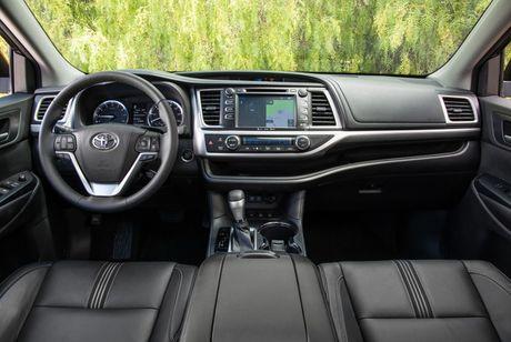 Toyota tang gia Highlander 2017 tai My - Anh 2