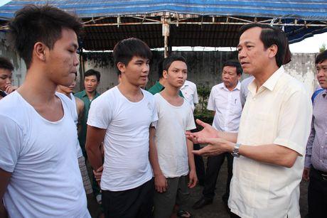Thu tuong rat quan tam den vu hoc vien cai nghien o Dong Nai gay nao loan - Anh 1