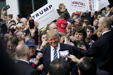 Thang hay thua, Donald Trump van la dau an kho phai trong lich su bau cu My - Anh 2