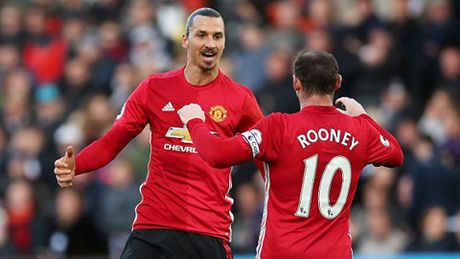 Tich du 5 the vang, Ibrahimovic lo dai chien voi Arsenal - Anh 1