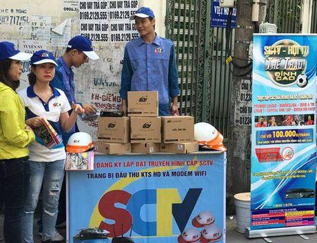 Tu 9/11/2016, SCTV khoa ma them 10 kenh truyen hinh so - Anh 1