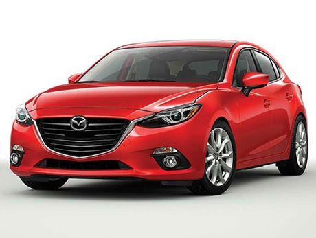 Doanh so mau xe an khach nhat cua Mazda giam sut - Anh 1