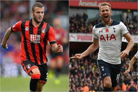 Kane va Wilshere tro lai tuyen Anh - Anh 1