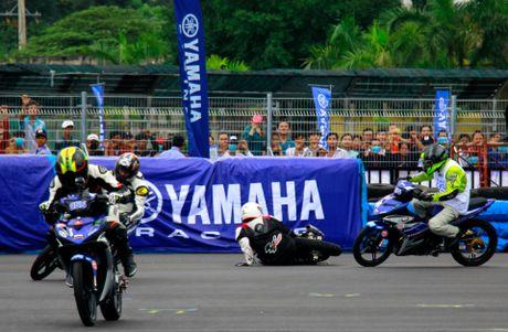 Yamaha lan dau to chuc dua xe Exciter 150 - Anh 10