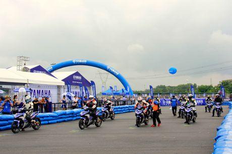 Yamaha lan dau to chuc dua xe Exciter 150 - Anh 1