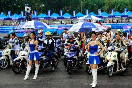 Yamaha lan dau to chuc dua xe Exciter 150 - Anh 2