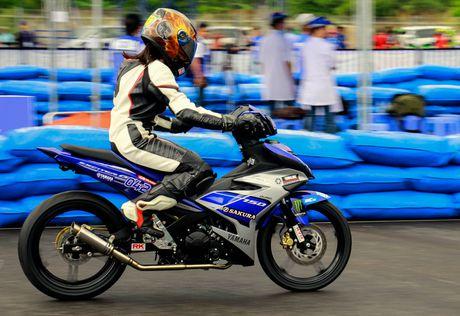 Yamaha lan dau to chuc dua xe Exciter 150 - Anh 3