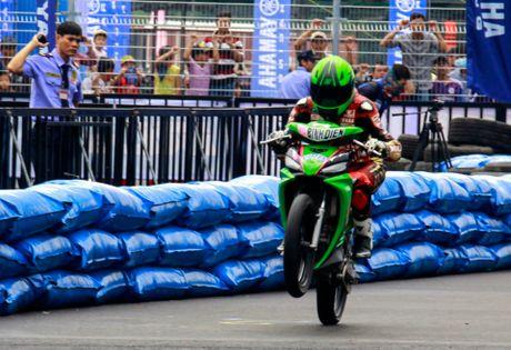 Yamaha lan dau to chuc dua xe Exciter 150 - Anh 7