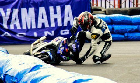 Yamaha lan dau to chuc dua xe Exciter 150 - Anh 9