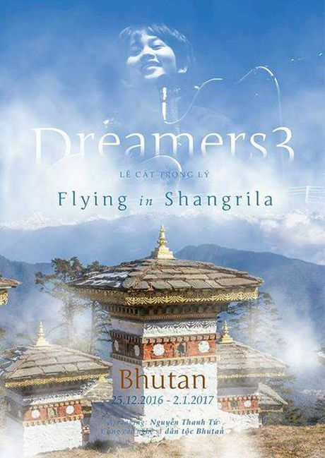 Le Cat Trong Ly mang 'Dreamers 3' den Bhutan - Anh 2