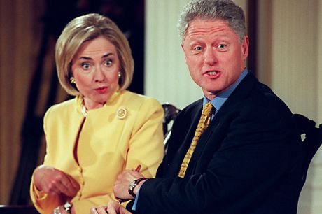 Bill Clinton lam gi neu tro lai Nha Trang? - Anh 1